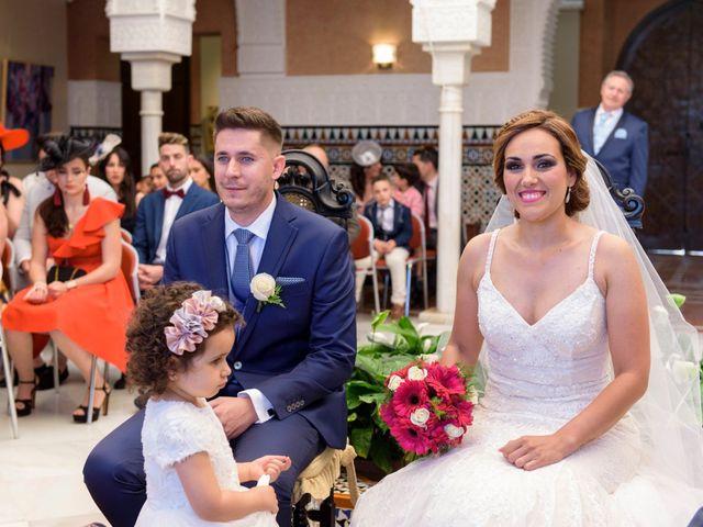 La boda de Felipe y Cristina en Alhaurin De La Torre, Málaga 7
