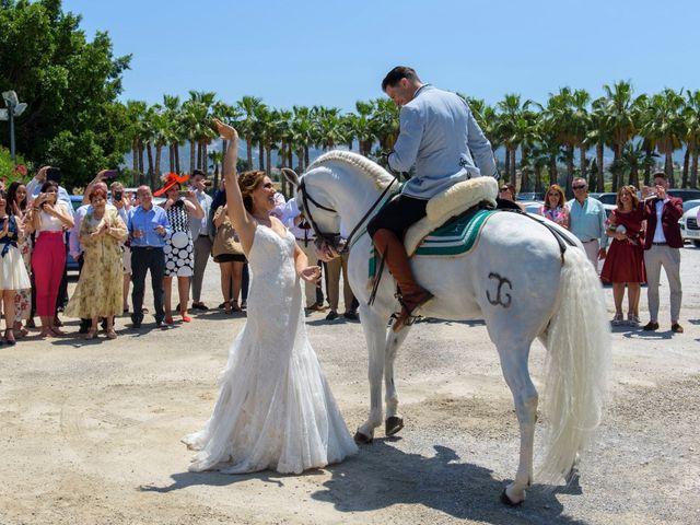 La boda de Felipe y Cristina en Alhaurin De La Torre, Málaga 9