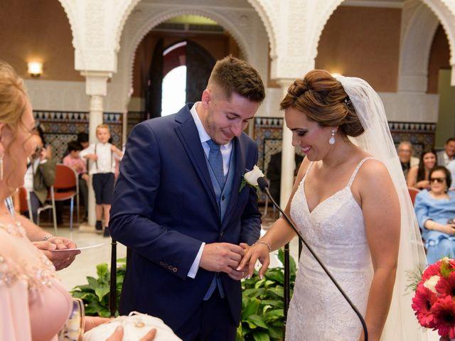 La boda de Felipe y Cristina en Alhaurin De La Torre, Málaga 10