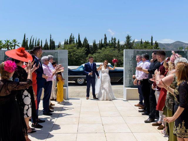 La boda de Felipe y Cristina en Alhaurin De La Torre, Málaga 11