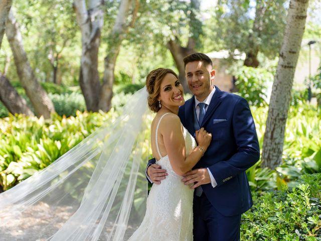 La boda de Felipe y Cristina en Alhaurin De La Torre, Málaga 12