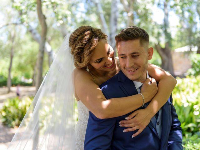 La boda de Felipe y Cristina en Alhaurin De La Torre, Málaga 13