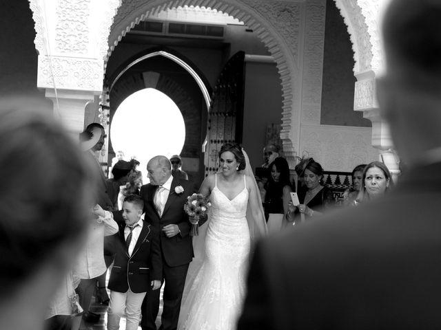 La boda de Felipe y Cristina en Alhaurin De La Torre, Málaga 17