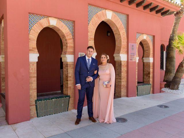 La boda de Felipe y Cristina en Alhaurin De La Torre, Málaga 18