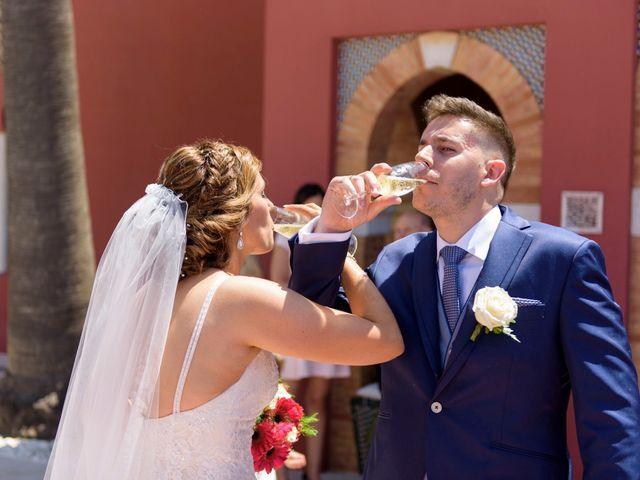La boda de Felipe y Cristina en Alhaurin De La Torre, Málaga 20