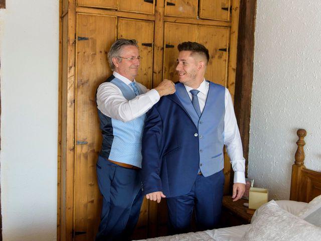 La boda de Felipe y Cristina en Alhaurin De La Torre, Málaga 21