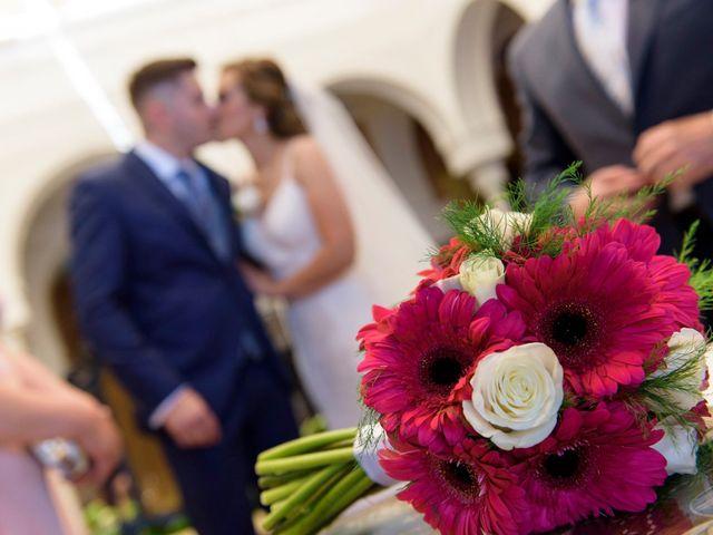 La boda de Felipe y Cristina en Alhaurin De La Torre, Málaga 24