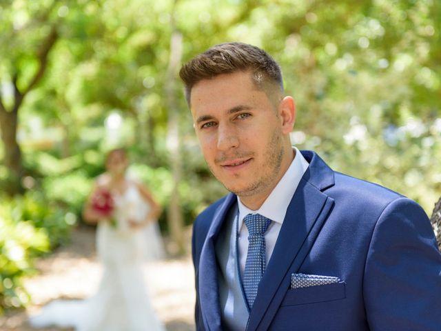 La boda de Felipe y Cristina en Alhaurin De La Torre, Málaga 25