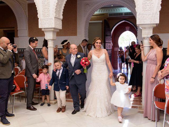 La boda de Felipe y Cristina en Alhaurin De La Torre, Málaga 31