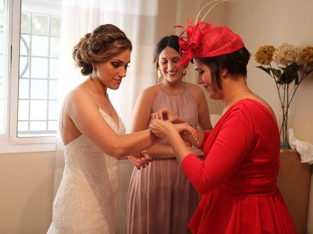 La boda de Felipe y Cristina en Alhaurin De La Torre, Málaga 34