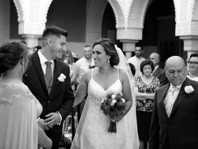 La boda de Felipe y Cristina en Alhaurin De La Torre, Málaga 35