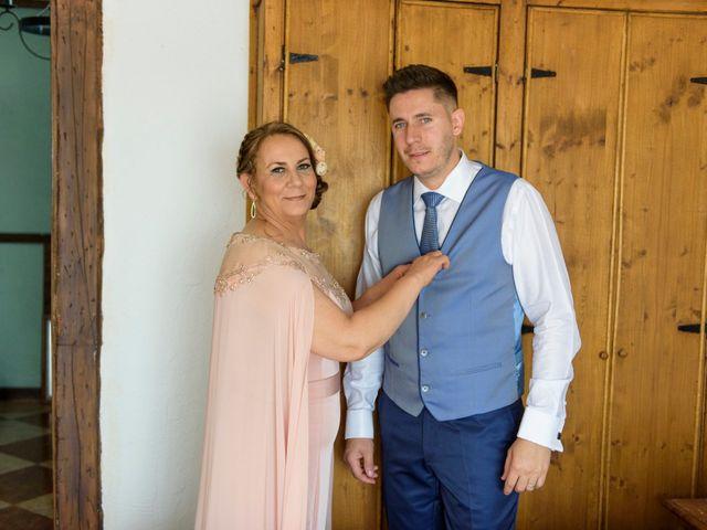 La boda de Felipe y Cristina en Alhaurin De La Torre, Málaga 36