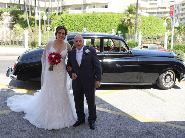 La boda de Felipe y Cristina en Alhaurin De La Torre, Málaga 38