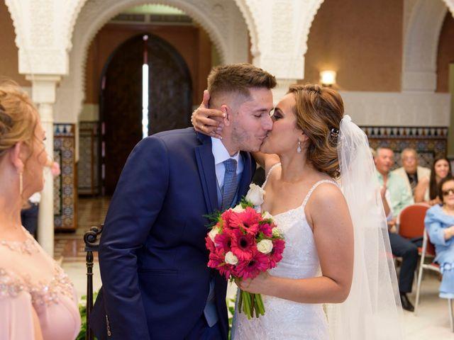 La boda de Felipe y Cristina en Alhaurin De La Torre, Málaga 40
