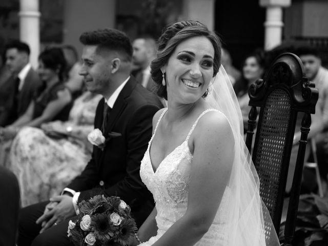 La boda de Felipe y Cristina en Alhaurin De La Torre, Málaga 42
