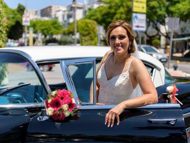 La boda de Felipe y Cristina en Alhaurin De La Torre, Málaga 45