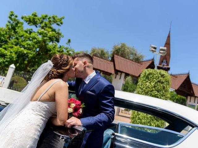 La boda de Felipe y Cristina en Alhaurin De La Torre, Málaga 50