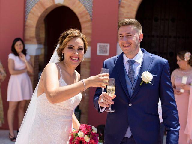 La boda de Felipe y Cristina en Alhaurin De La Torre, Málaga 53
