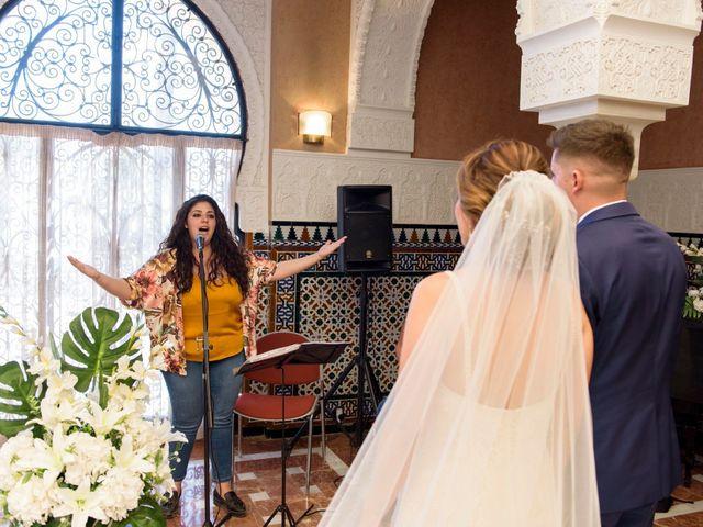 La boda de Felipe y Cristina en Alhaurin De La Torre, Málaga 55
