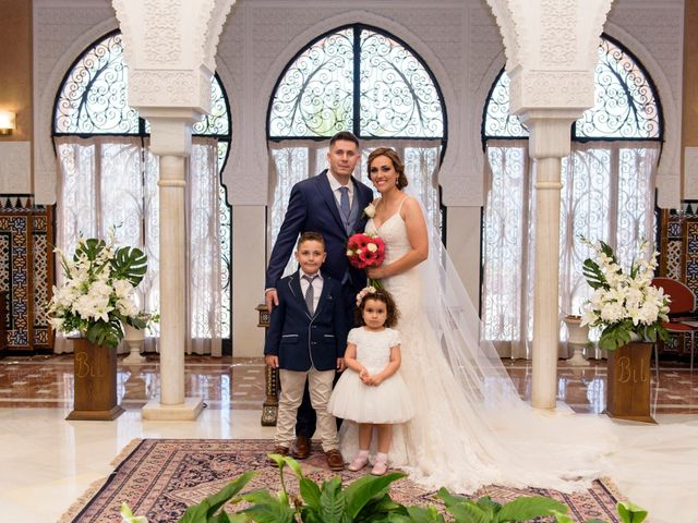 La boda de Felipe y Cristina en Alhaurin De La Torre, Málaga 56