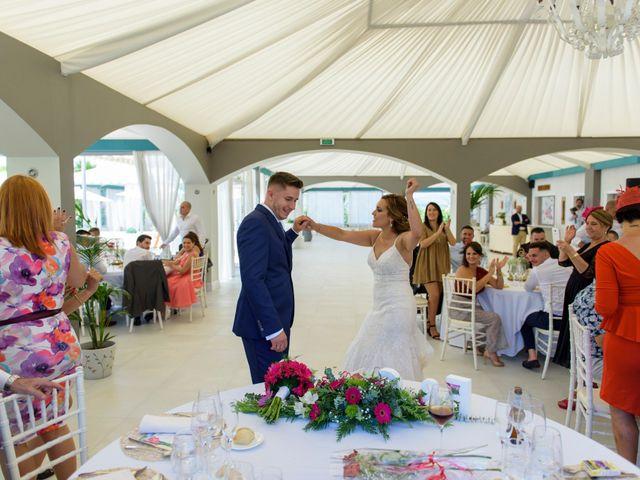 La boda de Felipe y Cristina en Alhaurin De La Torre, Málaga 57