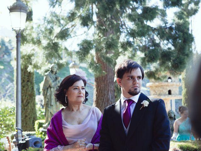 La boda de Javi y Irene en San Agustin De Guadalix, Madrid 23