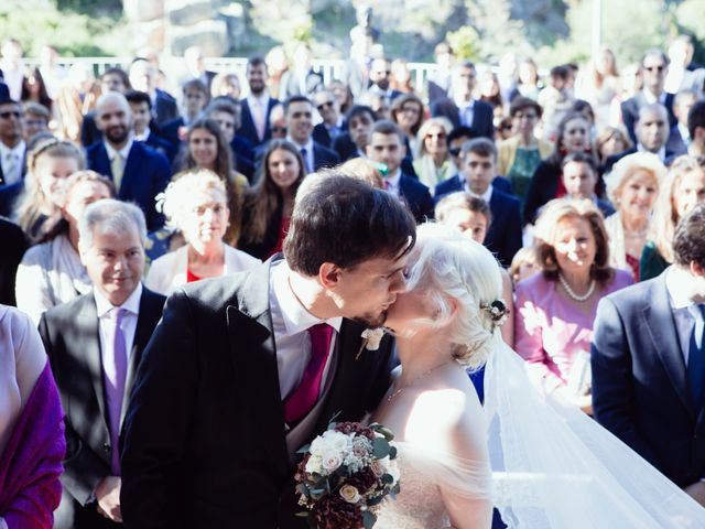 La boda de Javi y Irene en San Agustin De Guadalix, Madrid 24