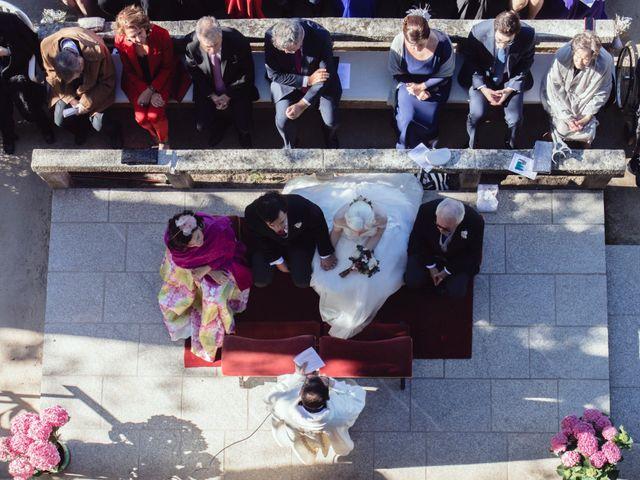 La boda de Javi y Irene en San Agustin De Guadalix, Madrid 25