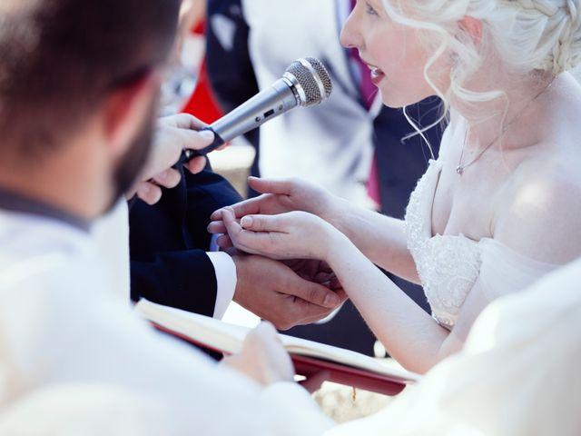 La boda de Javi y Irene en San Agustin De Guadalix, Madrid 28