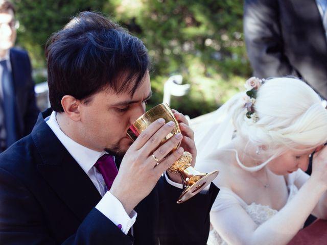 La boda de Javi y Irene en San Agustin De Guadalix, Madrid 31