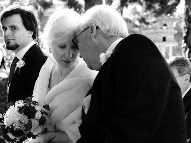 La boda de Javi y Irene en San Agustin De Guadalix, Madrid 32