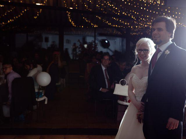 La boda de Javi y Irene en San Agustin De Guadalix, Madrid 49