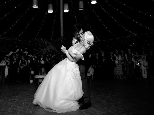 La boda de Javi y Irene en San Agustin De Guadalix, Madrid 51