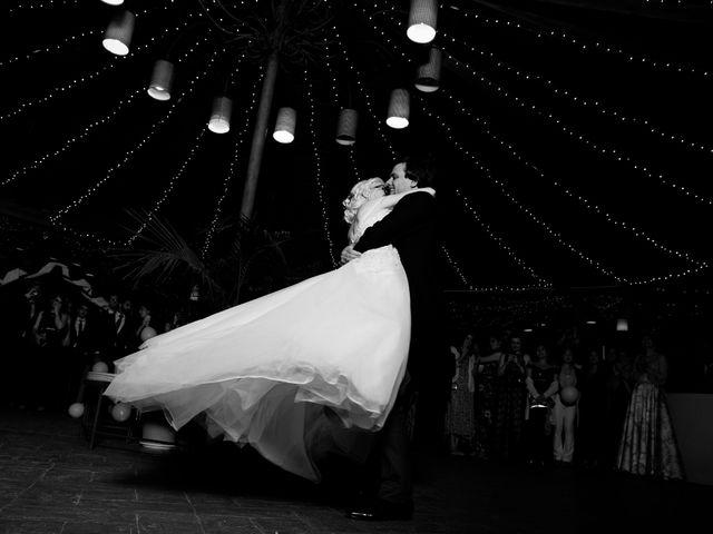La boda de Javi y Irene en San Agustin De Guadalix, Madrid 2
