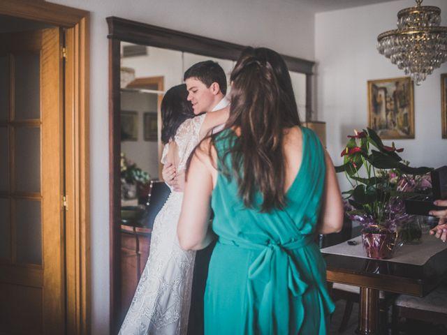 La boda de Lucho y Marta en Fuentes De Ebro, Zaragoza 9