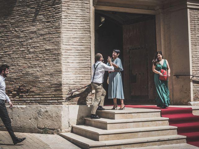 La boda de Lucho y Marta en Fuentes De Ebro, Zaragoza 14