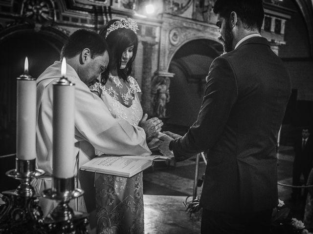 La boda de Lucho y Marta en Fuentes De Ebro, Zaragoza 18