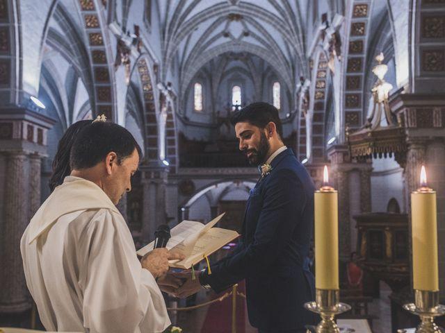 La boda de Lucho y Marta en Fuentes De Ebro, Zaragoza 21