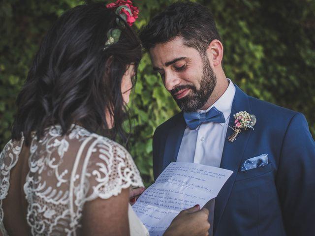 La boda de Lucho y Marta en Fuentes De Ebro, Zaragoza 33
