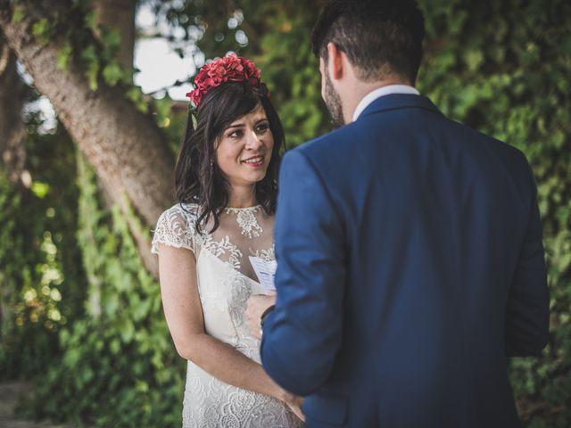 La boda de Lucho y Marta en Fuentes De Ebro, Zaragoza 34