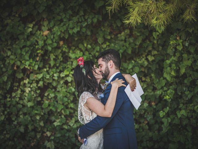 La boda de Lucho y Marta en Fuentes De Ebro, Zaragoza 35