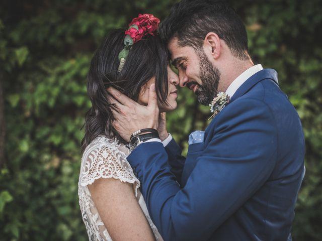 La boda de Lucho y Marta en Fuentes De Ebro, Zaragoza 1