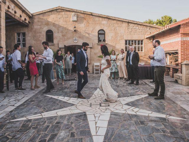 La boda de Lucho y Marta en Fuentes De Ebro, Zaragoza 2
