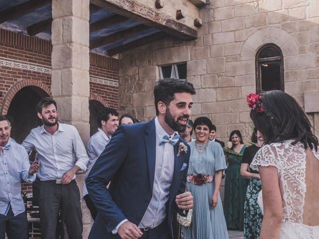 La boda de Lucho y Marta en Fuentes De Ebro, Zaragoza 37