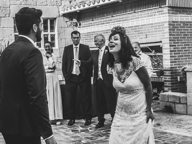 La boda de Lucho y Marta en Fuentes De Ebro, Zaragoza 38