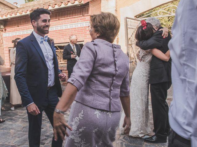 La boda de Lucho y Marta en Fuentes De Ebro, Zaragoza 40