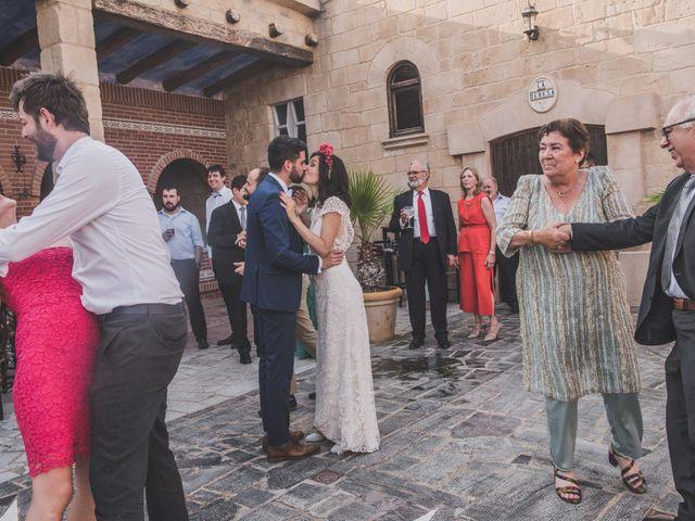 La boda de Lucho y Marta en Fuentes De Ebro, Zaragoza 41