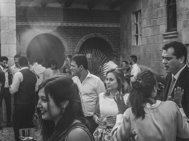 La boda de Lucho y Marta en Fuentes De Ebro, Zaragoza 43