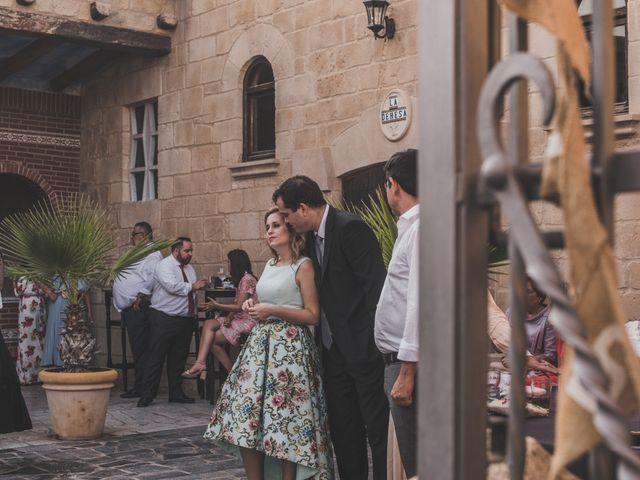 La boda de Lucho y Marta en Fuentes De Ebro, Zaragoza 44