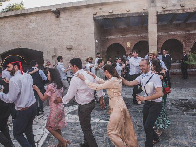 La boda de Lucho y Marta en Fuentes De Ebro, Zaragoza 45